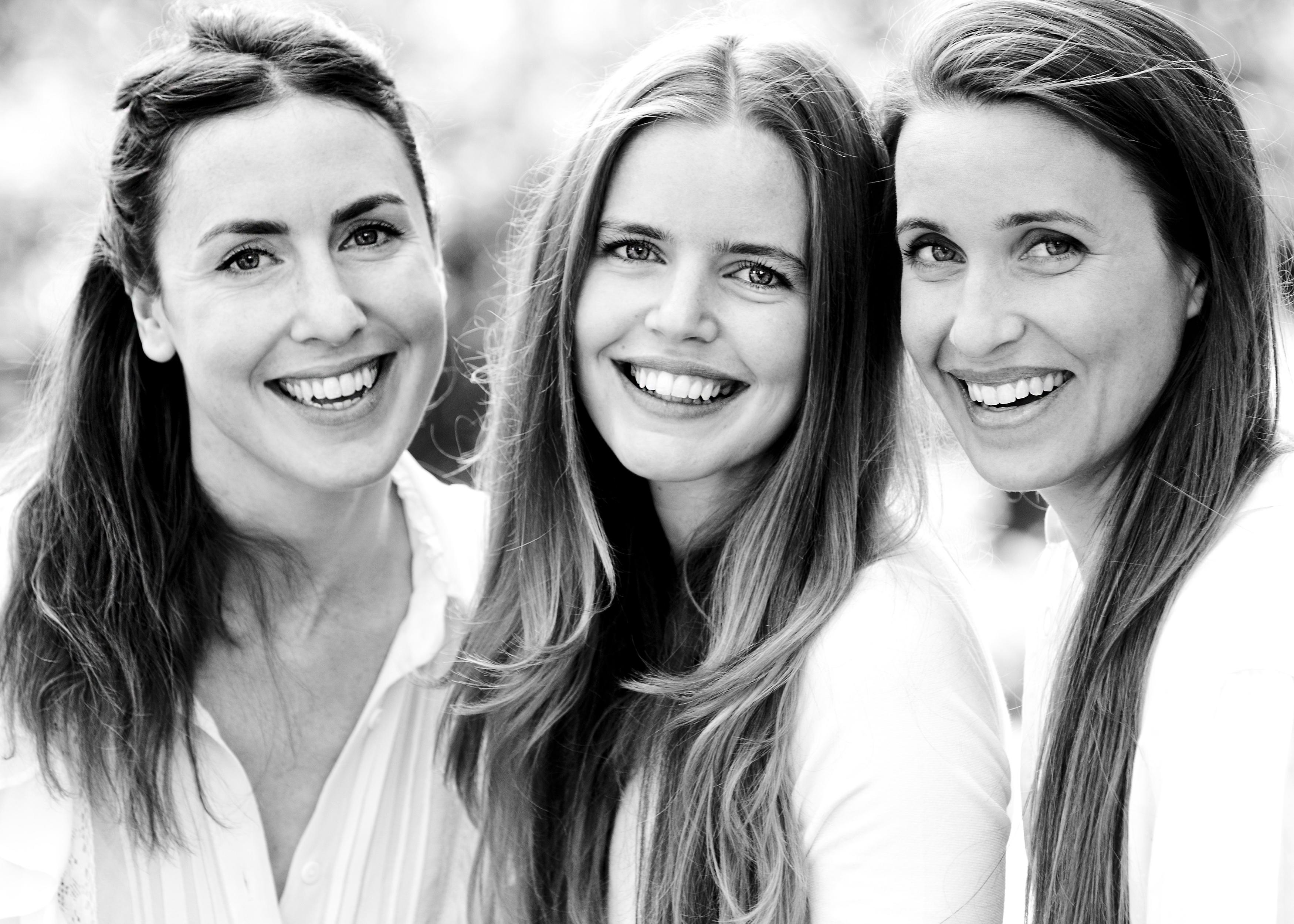 Readman sisters
