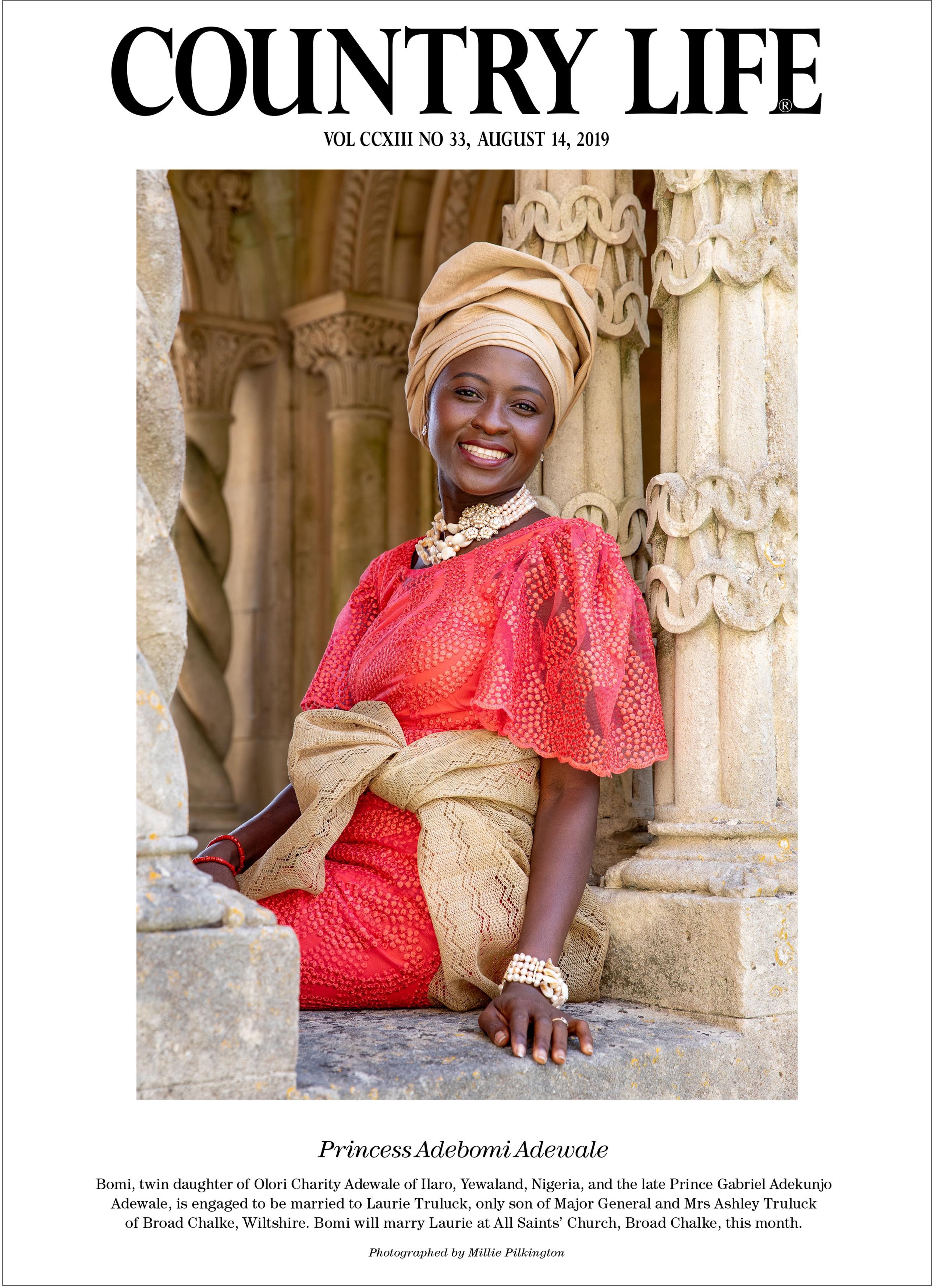 Princess Adebomi Adewale